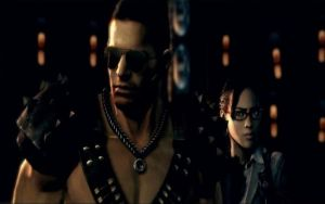 Chris and Sheva new look by redfield37