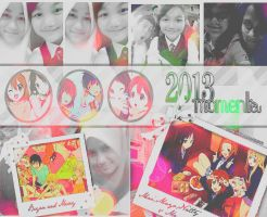 2013 Moments w/ Best Friends by MelodiesOfSky