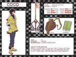 KW: Coco [redesign] by Fainimen