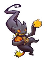 Banette by squeedgemonster