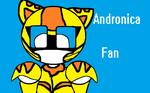 Andronica fan by SirBlackDeath