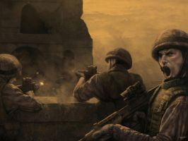 Insurgency by chasestone