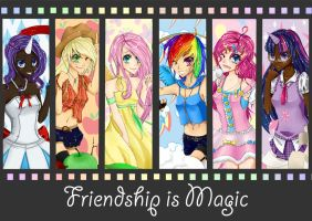 Friendship is Magic by Yutaki