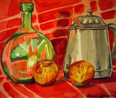 Still Life 3 by TheNecco