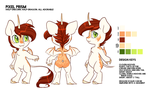 Updated Pixel Reference by Pixel-Prism