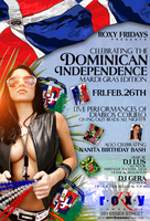 Dominican Indepence flyer 2 by DeityDesignz