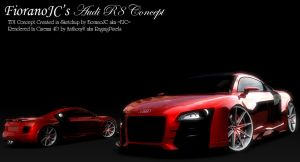 FJC Audi R8 TDI Concept Render by ragingpixels