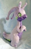 Goodra Plushie by AppleDew