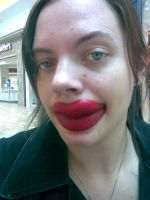 I HAVE ANDREW HUSSIE LIPS by aeris7dragon