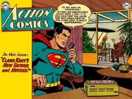 Action Comics 189 by Superman8193