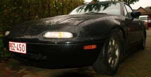 Mazda Miata MX5 by jvg2
