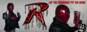 The Red Hood 'armored hood' v3 by ajb3art