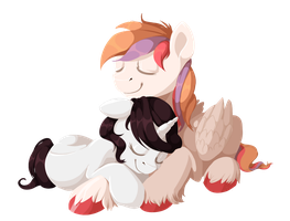 [Trade] Snuggle Time by StyxLady