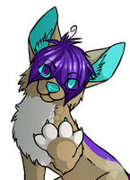 Art Trade: Look at my claws my claws are amazing by evil-kaiku