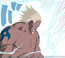 Raikage Estilo Rayo Max. POWER.. by DarkMaza
