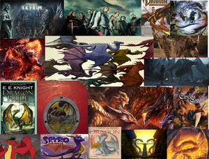 Story Influence Map: Dragons