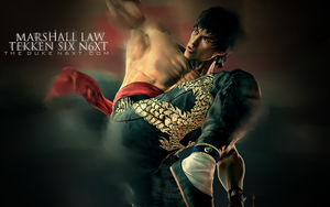 marshall law wallpaper by dr-giddy