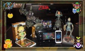 The Legend of Zelda Collection by BrunoPigh