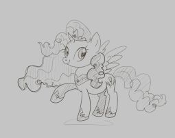 Pinkie Pie you're not an alicorn by LuezA-35