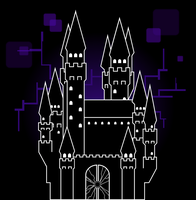Castle Bleck by AcrossTheDimensions