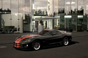 Dodge Viper SRT by whendt