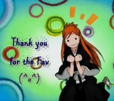 Thanks 4 fav by MangaMad86
