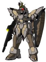 SCM-G01PG Shamshir Presidential Guard Type by unoservix