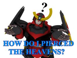 How Do I Pierced The Heavens by Ultimatetransfan