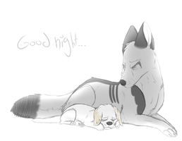 good night... by DogsTeeth
