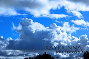 Clouds by Kayrrinna