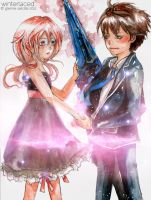 Commish: Guilty Crown by winterlaced
