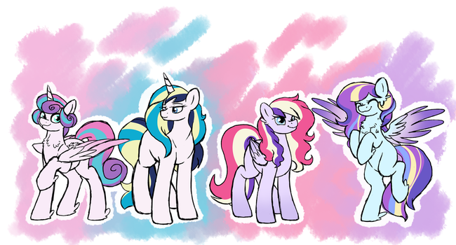 Request-shinningdance Siblings by mississippikite