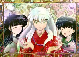 ..The Inuyasha's flowers.. by FanasY