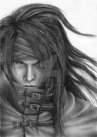 Vincent Valentine by Cataclysm-X