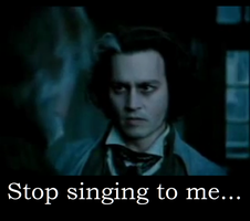 Stop Singing, Judge Turpin by Coyotalia
