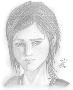 Ellie - The Last Of Us by NoNoyuki