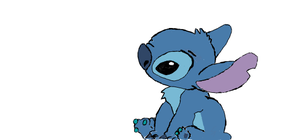 Stitch by thevictor2225