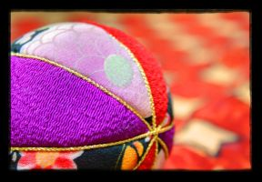 Japanese Ball by FightTheAssimilation