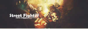 Street Fighter Copa Line Arts by Gaara-Saver