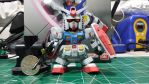 SD RX78-2 Gundam EX Finished front by busymodeler