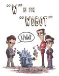W Is For Wobot by OtisFrampton