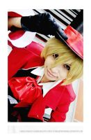 Ouran Tamaki: The Mad Hatter by krishinya