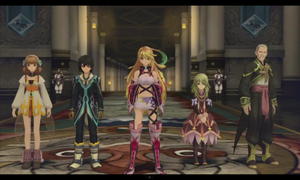 Tales of Xillia by fudin649