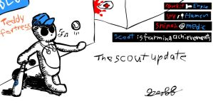 Teddy fortress: scoot update by G-Off92
