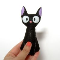 Jiji adorable plushie by yael360
