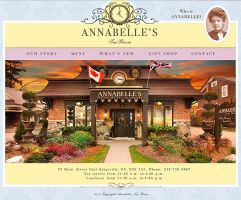 Annabelle's Site by spryagency