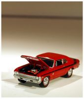 Muscle Car by clasixart