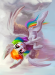 RainbowDash by LocksTO