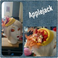 Applejack Fascinator by Smerkalot