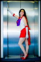 Sailor Mars Cosplay by konohanauzumaki